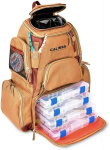 fishing gear backpack