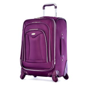 Olympia Luggage Luxe 21