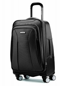 Samsonite Luggage Hyperspace XLT review
