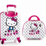best hello kitty luggage