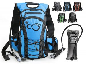 Live Infinitely Cycling Backpack