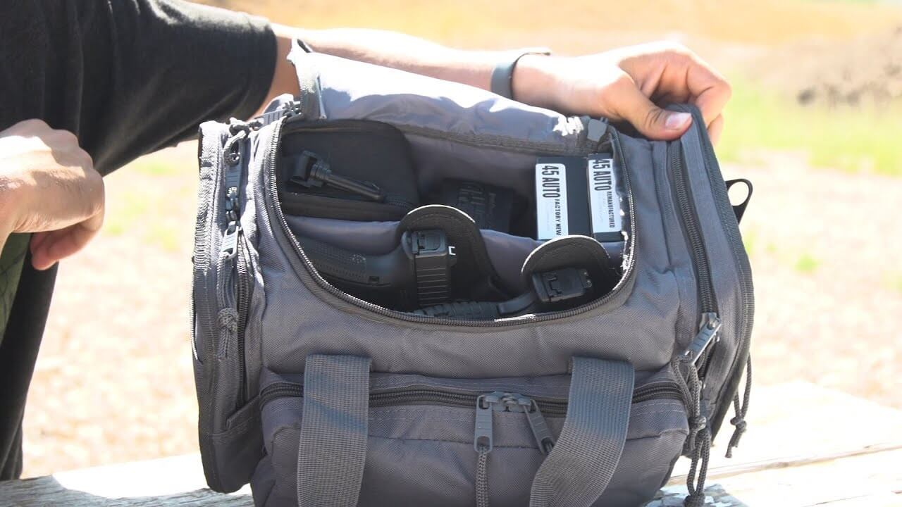 FEATURES TO LOOK FOR WHEN BUYING A RANGE BACKPACK