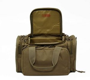 rifle range bag