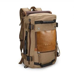 best canvas backpack for work