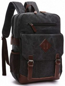 good canvas backpack