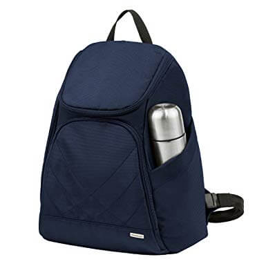 best anti theft travel backpack