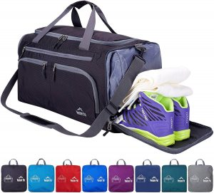 Gym Backpack With Shoe Compartment