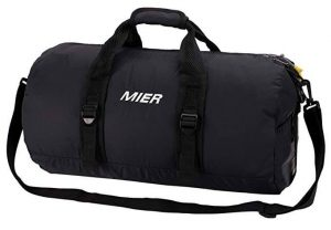 best gym backpack with shoe compartment