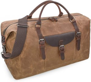 Leather Duffel Bags Reviews
