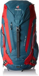deuter hiking backpack
