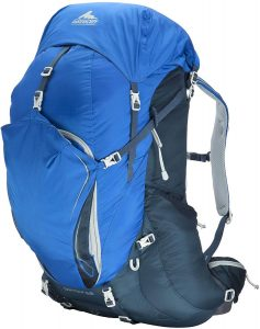 gregory backpacking backpack