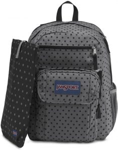 jansport big student backpack with wheels
