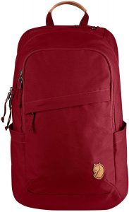 fjallraven kanken raven 20l backpack