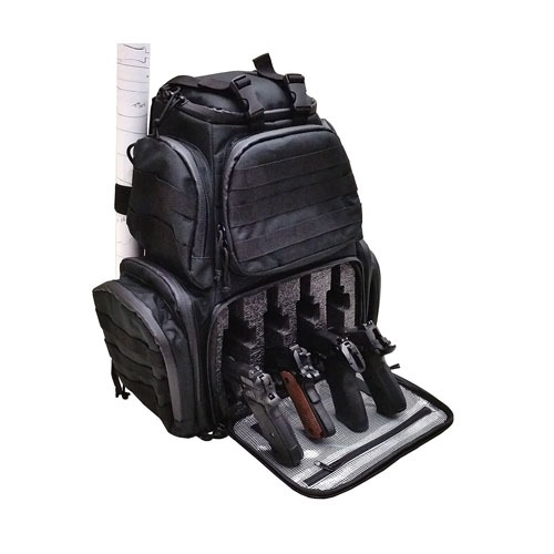 Case Club Tactical Pistol Backpack