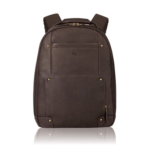 Solo New York Reade Vintage Leather Backpack