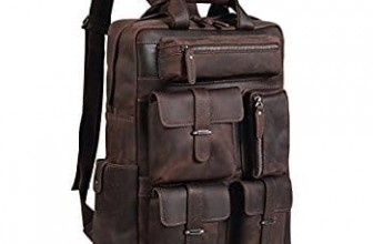 Buying Guide Leather Laptop Backpack And Top Reviews 2019