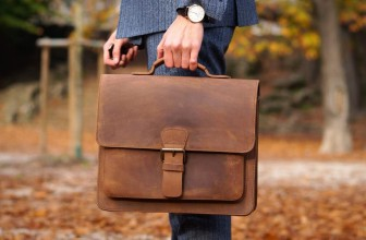 Best Leather Briefcases For Men Reviews 2020