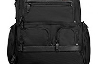 Tumi Alpha 2 Business Compact Laptop Brief Pack Review