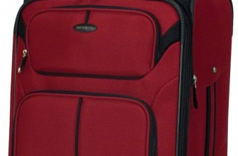 Samsonite Aspire Expandable Carry On Luggage Review