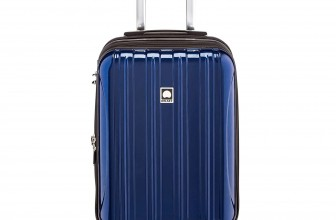 Delsey Luggage Helium Aero Spinner Trolley Review
