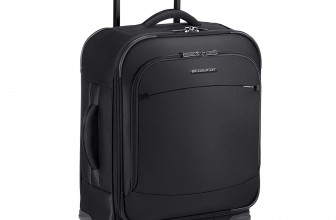 Briggs & Riley Luggage Transcend Carry-on Luggage Review