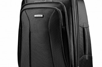 Samsonite Luggage Hyperspace XLT Spinner 21 Exp Review