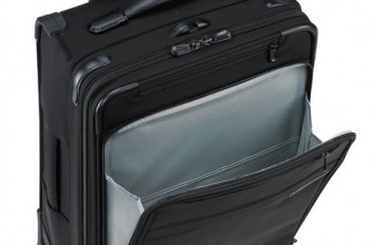 Briggs & Riley Baseline Domestic Carry-On Exp. Upright Review