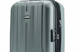 Samsonite Luggage Fiero HS Spinner 20 Review