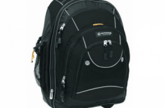 Outdoor Products Sea-Tac Rolling Backpack Reviews