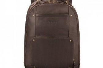 Solo Leather Laptop Backpack Reviews