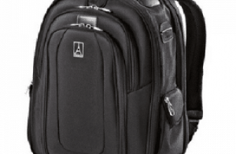 Travelpro Luggage Crew Business Backpack Reviews