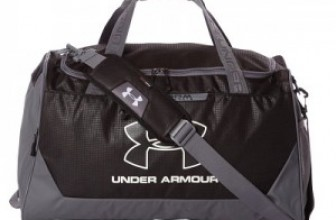 Under Armour Hustle Storm Duffel Bag Reviews