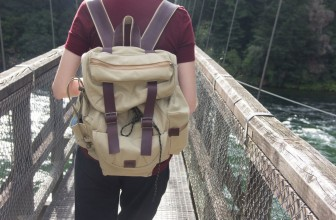 Best Canvas Backpack of 2019- Reviews and Buyer's Guide