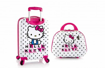 3 Factors to Consider in Buying the Best Hello Kitty Luggage